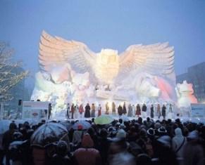 第70回札幌雪まつり開催!