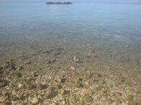 星砂の浜で有名なカイジ浜写真