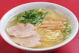 【あっさりスープがクセになる/函館ラーメン】写真