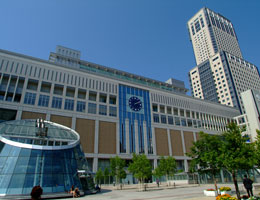 【特産品などの買い物に便利/札幌駅南口・JRタワー】写真