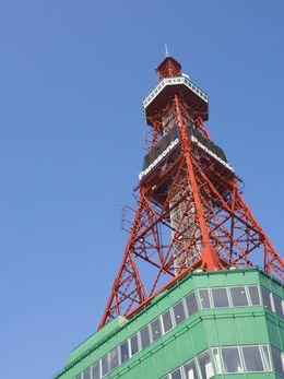 【地上90mの展望台/さっぽろテレビ塔】写真